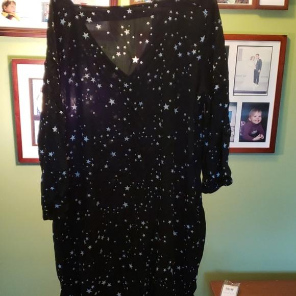 GAP Dresses & Skirts - Cotton starred dress